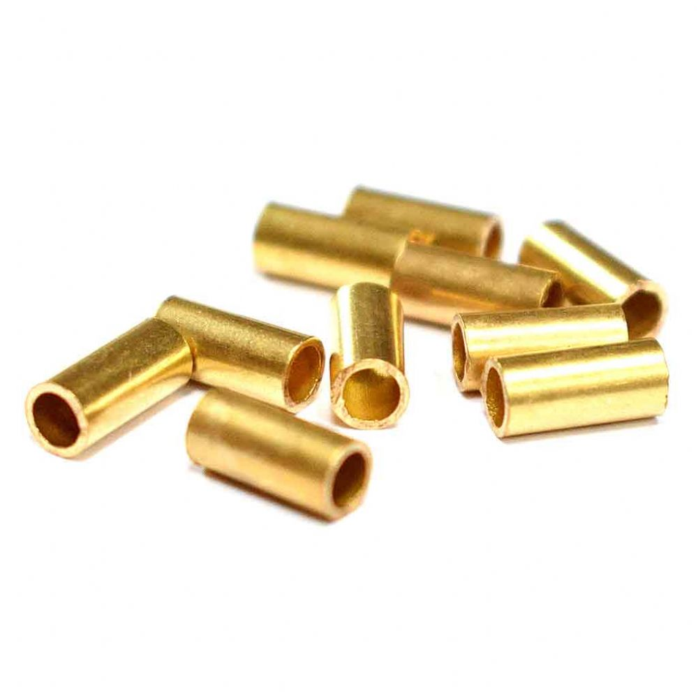 Brass Wire Ferrules 2.2 mm